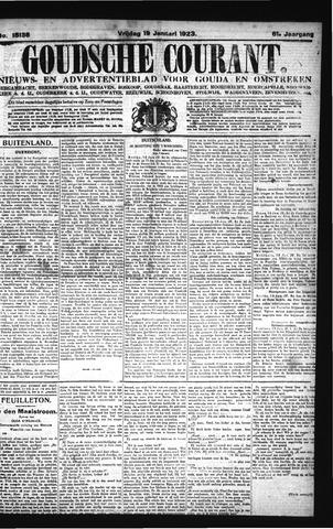 Goudsche Courant 1923-01-19