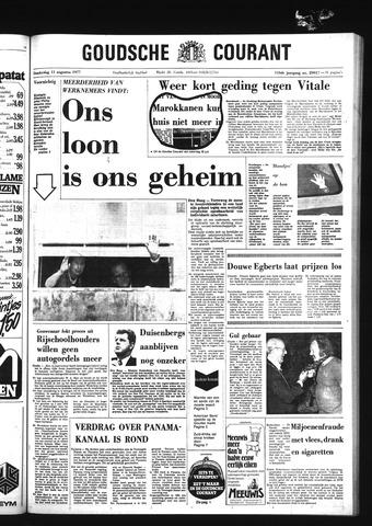 Goudsche Courant 1977-08-11