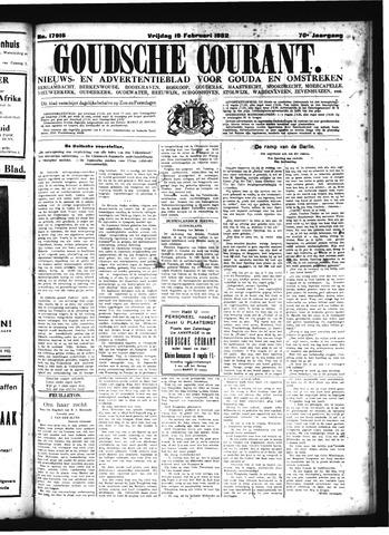 Goudsche Courant 1932-02-19