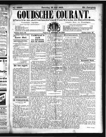 Goudsche Courant 1913-07-19
