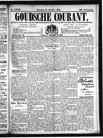 Goudsche Courant 1911-10-31