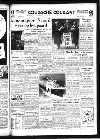 Goudsche Courant 1954-03-09