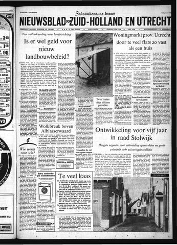 Schoonhovensche Courant 1972-07-07