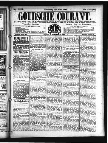 Goudsche Courant 1916-06-28