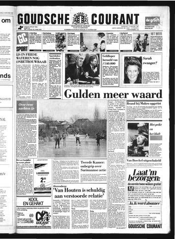 Goudsche Courant 1987-01-12