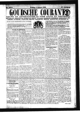 Goudsche Courant 1925-01-02