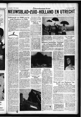 Schoonhovensche Courant 1960-06-15