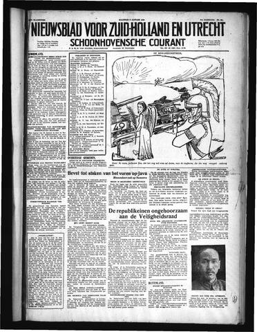 Schoonhovensche Courant 1949-01-03