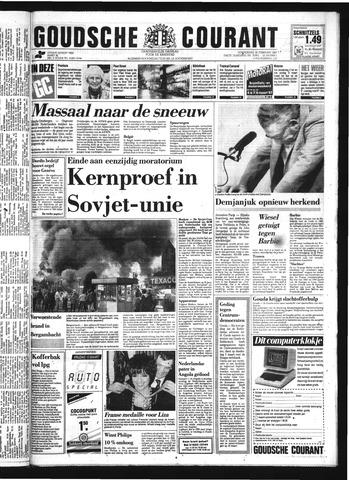 Goudsche Courant 1987-02-26