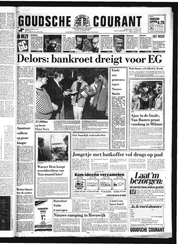 Goudsche Courant 1987-04-23