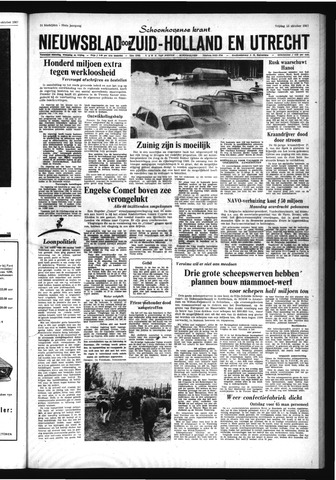Schoonhovensche Courant 1967-10-13