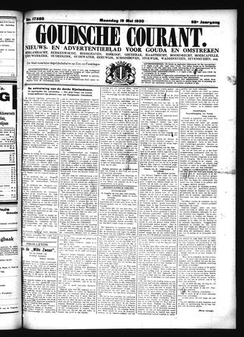Goudsche Courant 1930-05-19