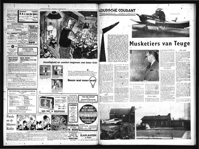 Goudsche Courant 1964-02-15