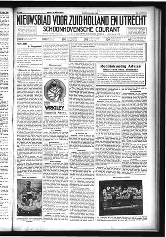 Schoonhovensche Courant 1933-07-24