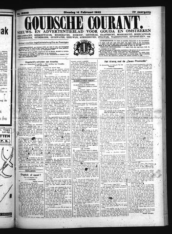 Goudsche Courant 1933-02-14
