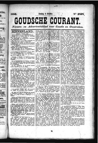 Goudsche Courant 1882-10-08