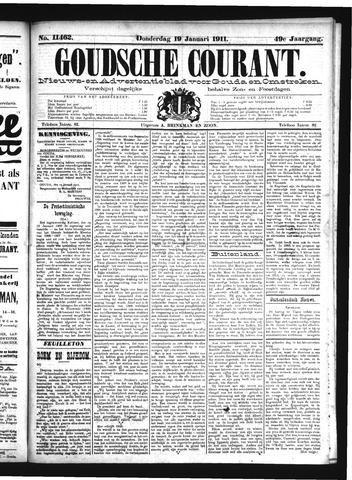 Goudsche Courant 1911-01-19