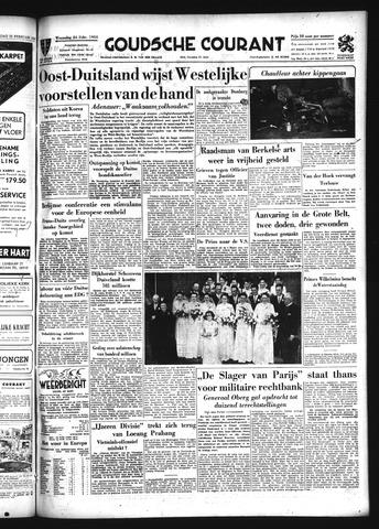 Goudsche Courant 1954-02-24