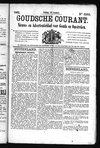 Goudsche Courant 1881-01-28