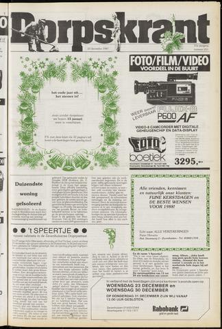 Dorpskrant 1987-12-23