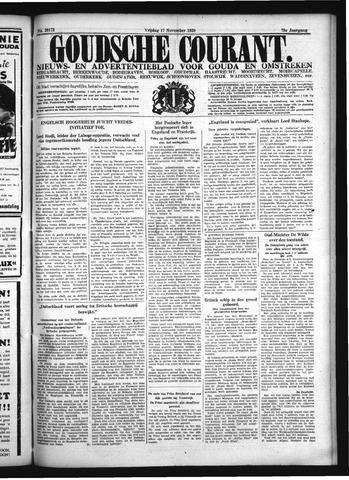 Goudsche Courant 1939-11-17