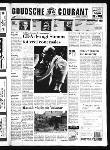 Goudsche Courant 1991-11-20