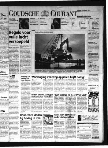 Goudsche Courant 2005-02-22