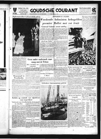 Goudsche Courant 1956-02-07