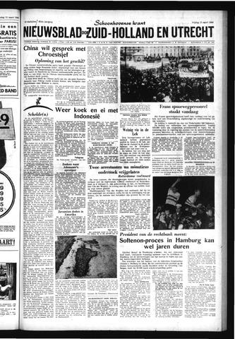 Schoonhovensche Courant 1963-03-15