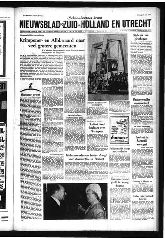 Schoonhovensche Courant 1970-05-29