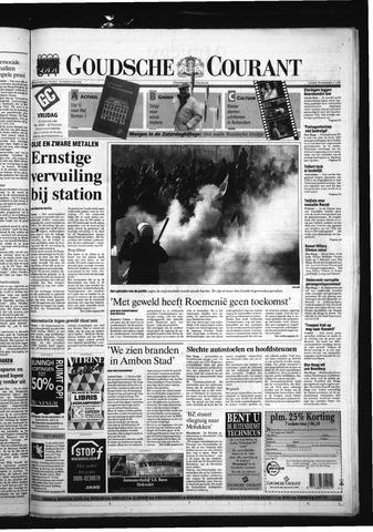 Goudsche Courant 1999-01-22