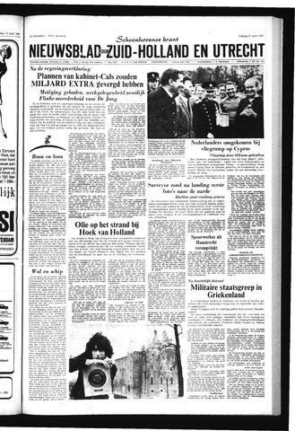 Schoonhovensche Courant 1967-04-21