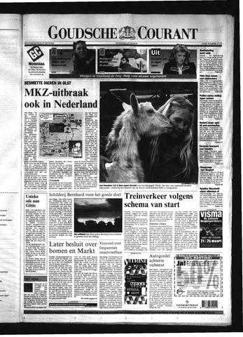Goudsche Courant 2001-03-21