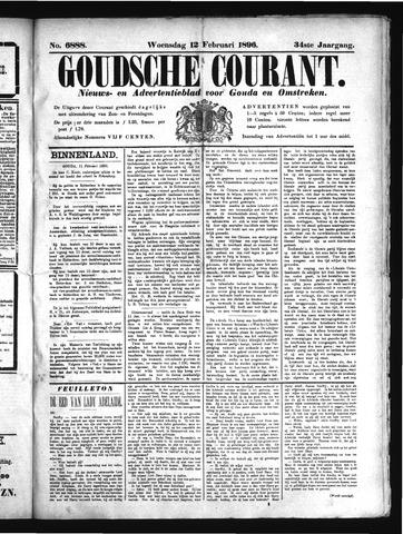 Goudsche Courant 1896-02-12
