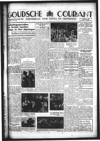 Goudsche Courant 1942-10-22