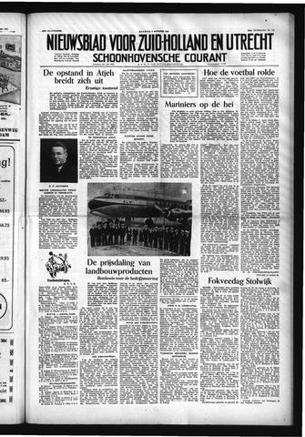 Schoonhovensche Courant 1953-10-05