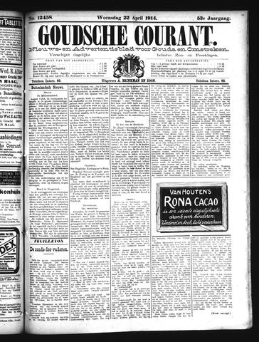 Goudsche Courant 1914-04-22