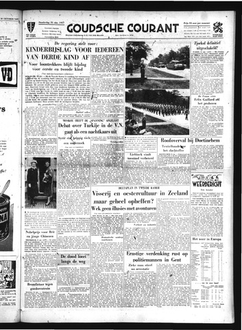 Goudsche Courant 1957-10-31