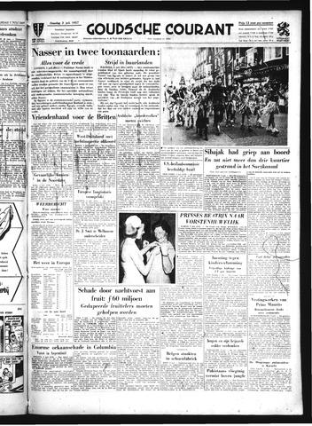 Goudsche Courant 1957-07-02