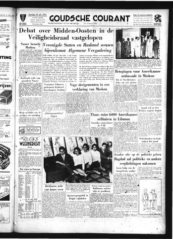 Goudsche Courant 1958-07-19