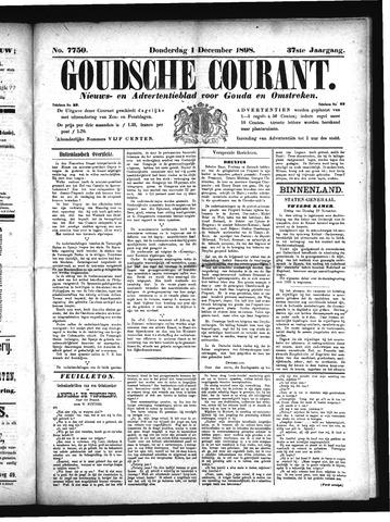 Goudsche Courant 1898-12-01
