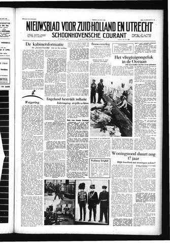 Schoonhovensche Courant 1956-06-22