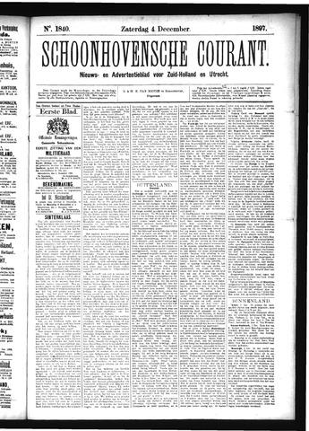 Schoonhovensche Courant 1897-12-04