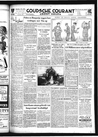 Goudsche Courant 1949-10-01