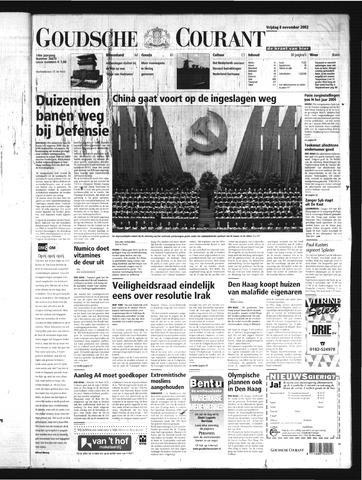 Goudsche Courant 2002-11-08