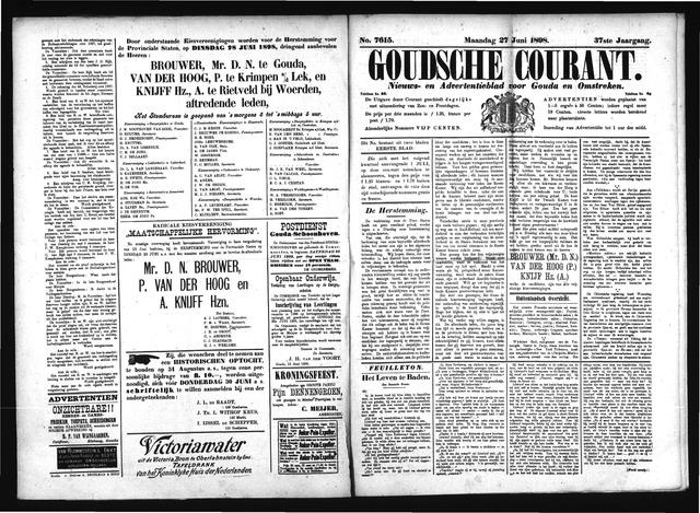 Goudsche Courant 1898-06-27