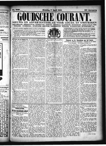 Goudsche Courant 1923-04-17
