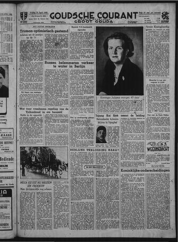 Goudsche Courant 1949-04-29