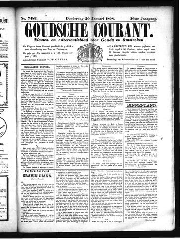 Goudsche Courant 1898-01-20