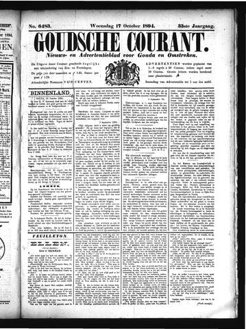 Goudsche Courant 1894-10-17